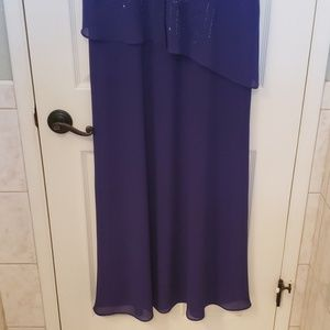 Positive Attitude Dresses - Formal Evening Gown by Positive Attitude sz16